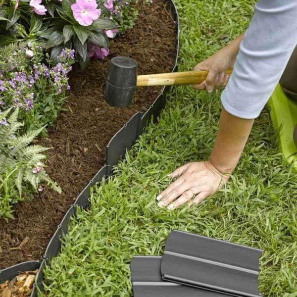Bordure per giardino