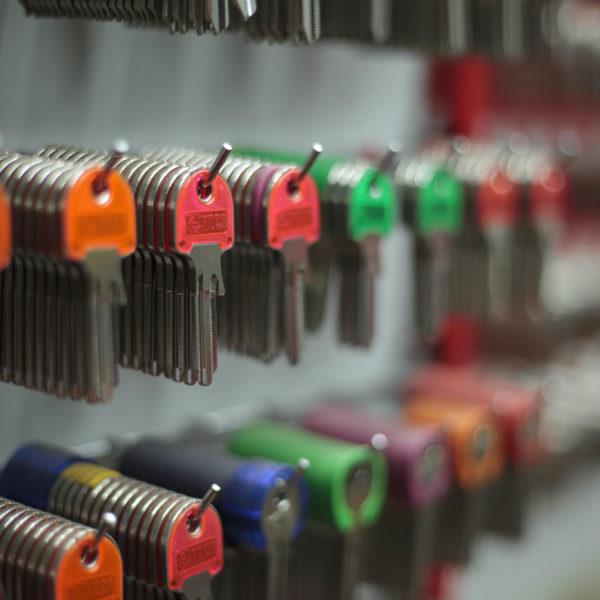 Duplicazione chiavi